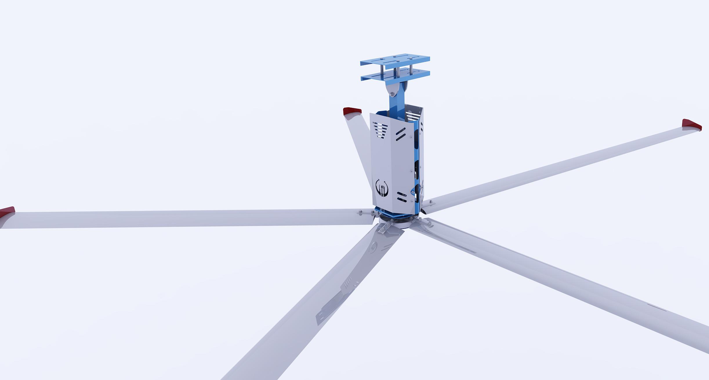 LZF-工业大吊扇